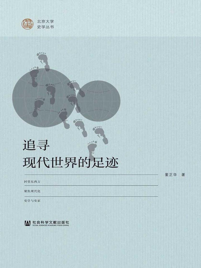 追寻现代世界的足迹(北京大学史学丛书)