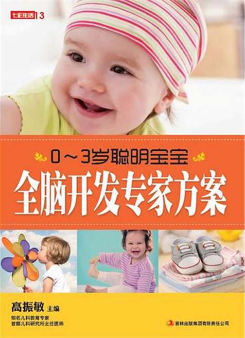0~3岁聪明宝宝全脑开发专家方案