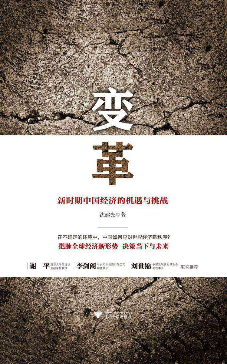 变革:新时期中国经济的机遇与挑战