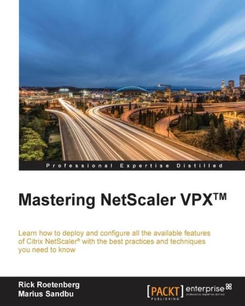Mastering NetScaler VPX?