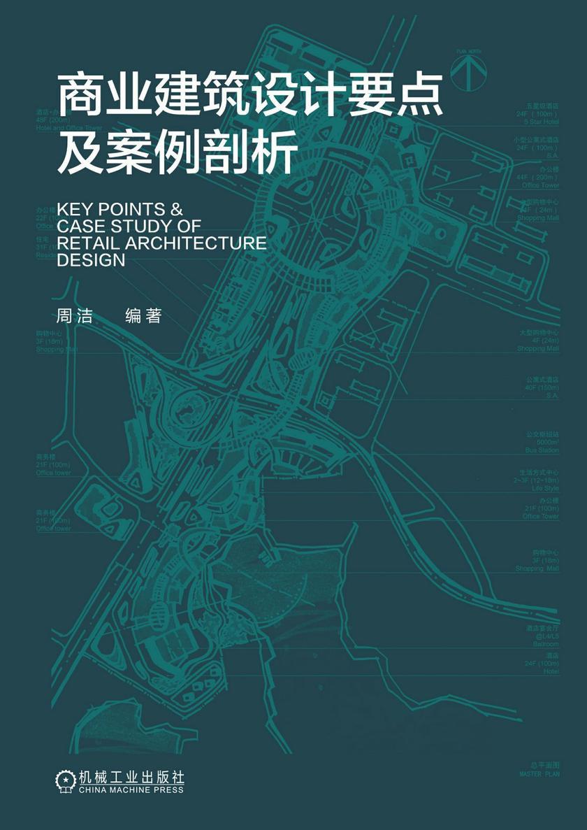 商业建筑设计要点及案例剖析