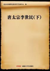 唐太宗李世民(下)