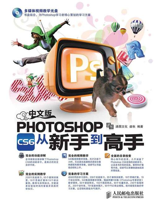 中文版Photoshop CS6从新手到高手