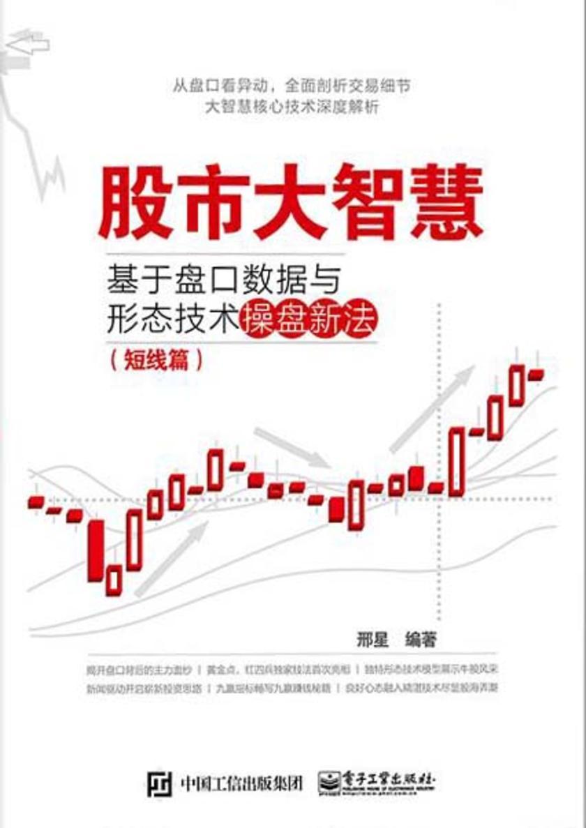 股市大智慧:基于盘口数据与形态技术操盘新法(短线篇)