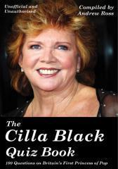 Cilla Black Quiz Book
