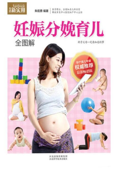 妊娠分娩育儿全图解