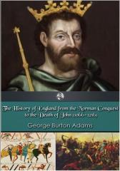 History of England 1066-1216