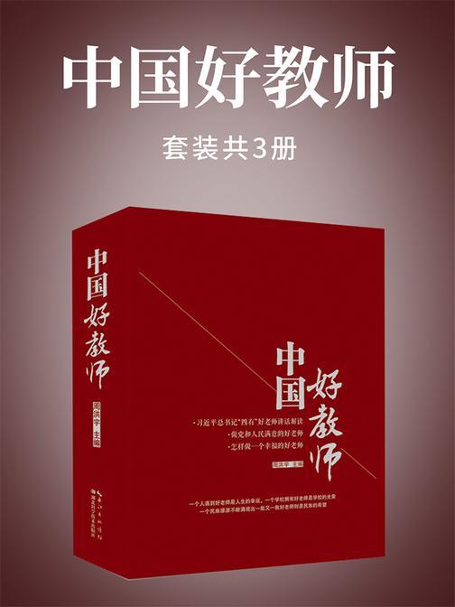 中国好教师(套装共3册)