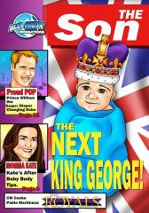 Royals: Prince George Alexander Louis #1