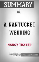 Summary of A Nantucket Wedding
