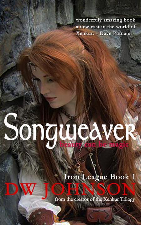 Songweaver: Iron League Book 1