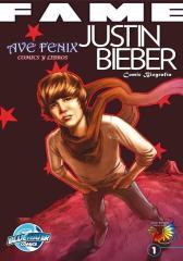 FAME: Justin Bieber (Spanish Edition) #1