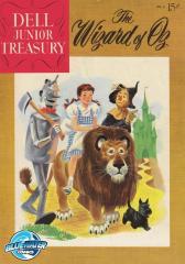 Dell Junior Treasury: Wizard of Oz #1