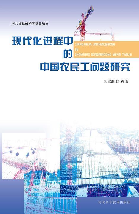 现代化进程中的中国农民工问题研究