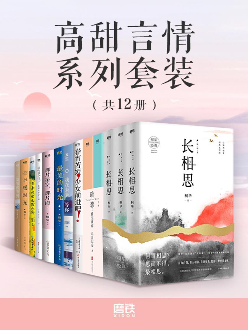 高甜言情系列套装(共12册)