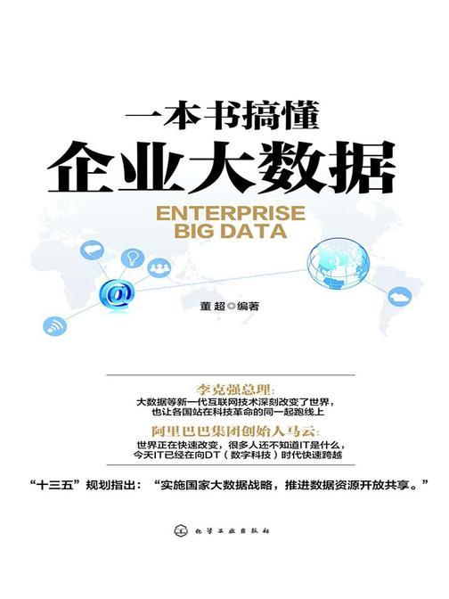一本书搞懂企业大数据