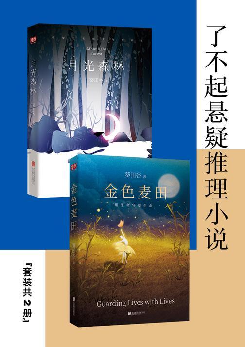 了不起悬疑推理小说(套装共2册)