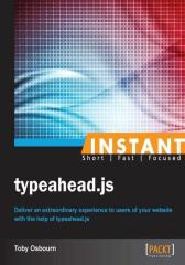 Instant Typeahead.js