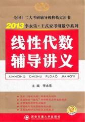 2013李永乐·王式安考研数学系列:线性代数辅导讲义
