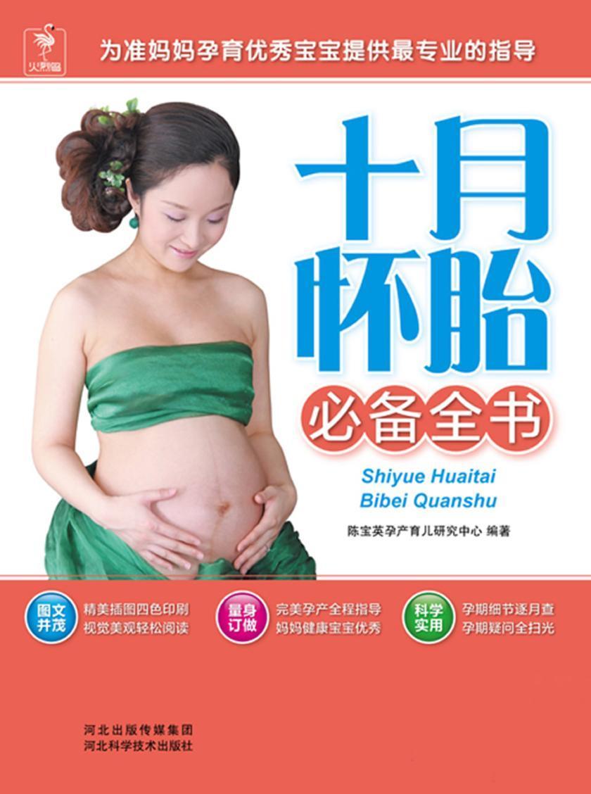 十月怀胎必备全书(仅适用PC阅读)