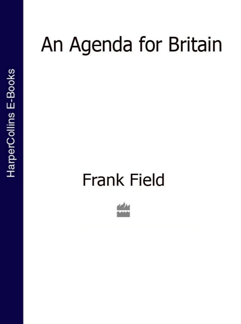 An Agenda for Britain