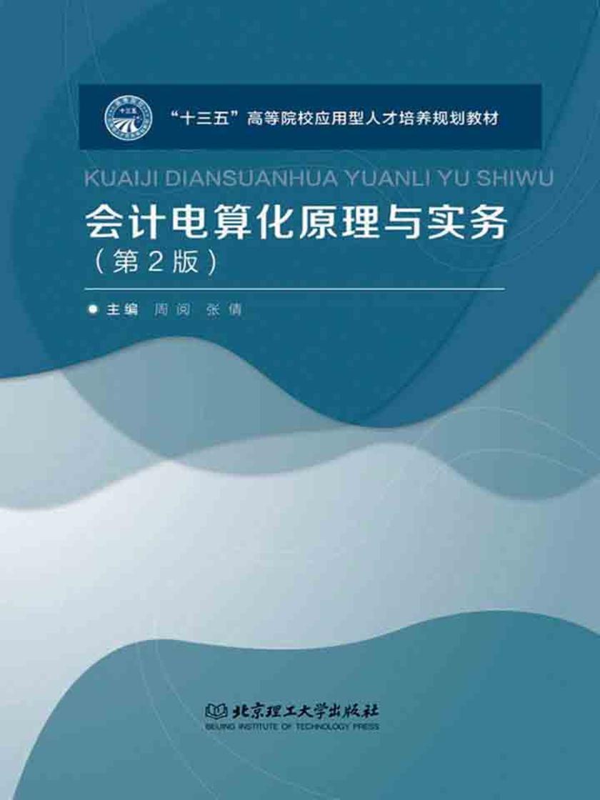 会计电算化原理与实务(第2版)