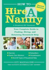 How to Hire a Nanny