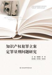 知识产权犯罪立案定罪量刑问题研究