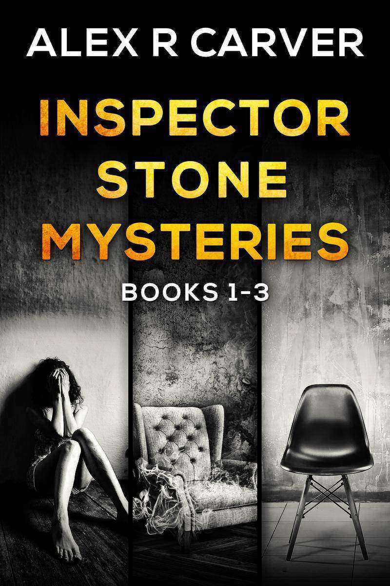 Inspector Stone Mysteries Volume 1