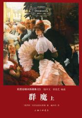 世界名著名译文库·陀思妥耶夫斯基集(03):群魔(套装共2册)