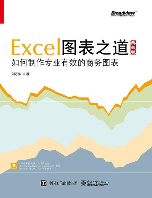 Excel图表之道——如何制作专业有效的商务图表(典藏版)