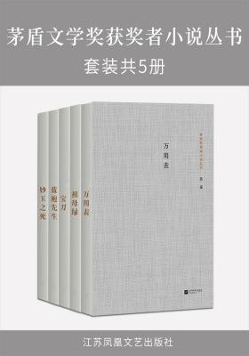 茅盾文学奖获奖者小说丛书(套装共5册)