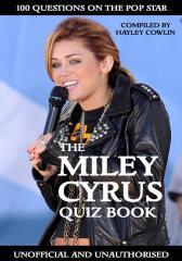 Miley Cyrus Quiz Book