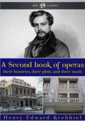 Second Book of Operas