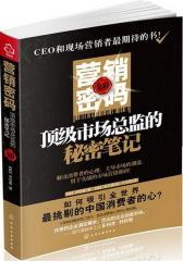 营销密码:  市场总监的秘密笔记(试读本)(仅适用PC阅读)