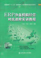 ERP沙盘模拟经营对抗进阶实训教程