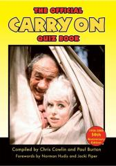 Official Carry On Quiz Book