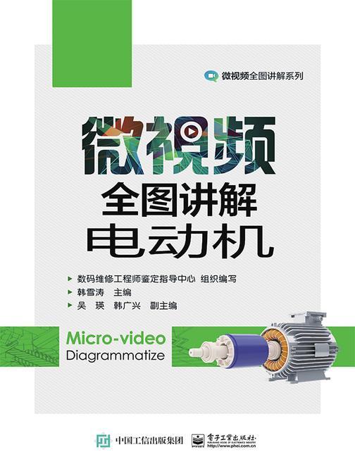 微视频全图讲解电动机