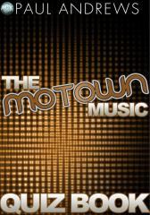 Motown Music Quiz Book