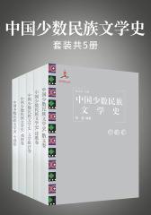 中国少数民族文学史(套装共5册)