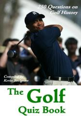 Golf Quiz Book