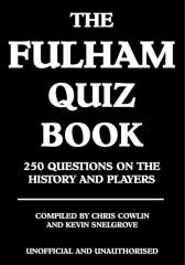 Fulham Quiz Book