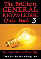 Brilliant General Knowledge Quiz Book 3