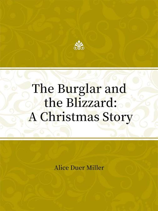 The Burglar and the Blizzard A Christmas Story