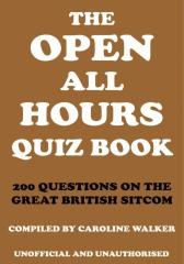 Open All Hours Quiz Book