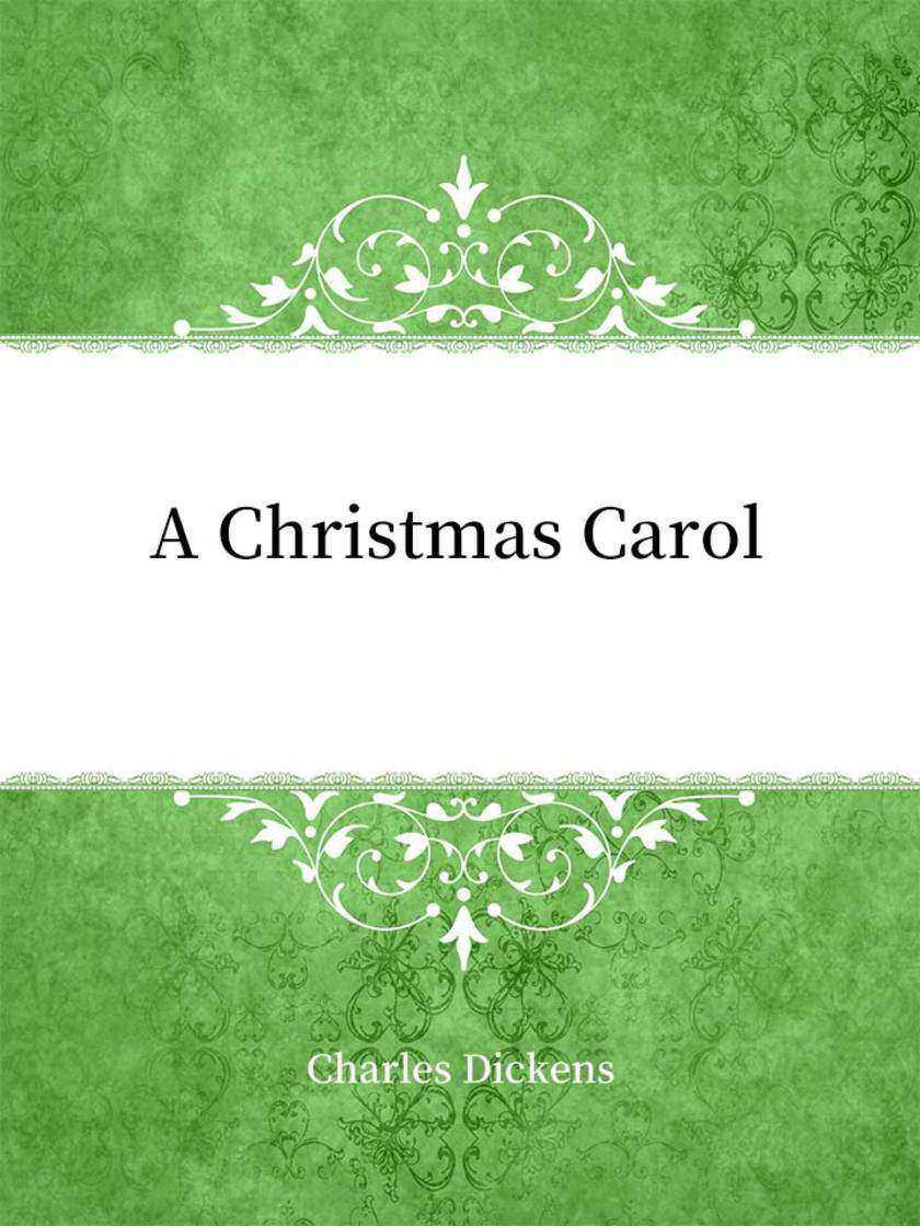 A Christmas Carol?