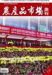 农产品市场周刊 周刊 2011年38期(电子杂志)(仅适用PC阅读)