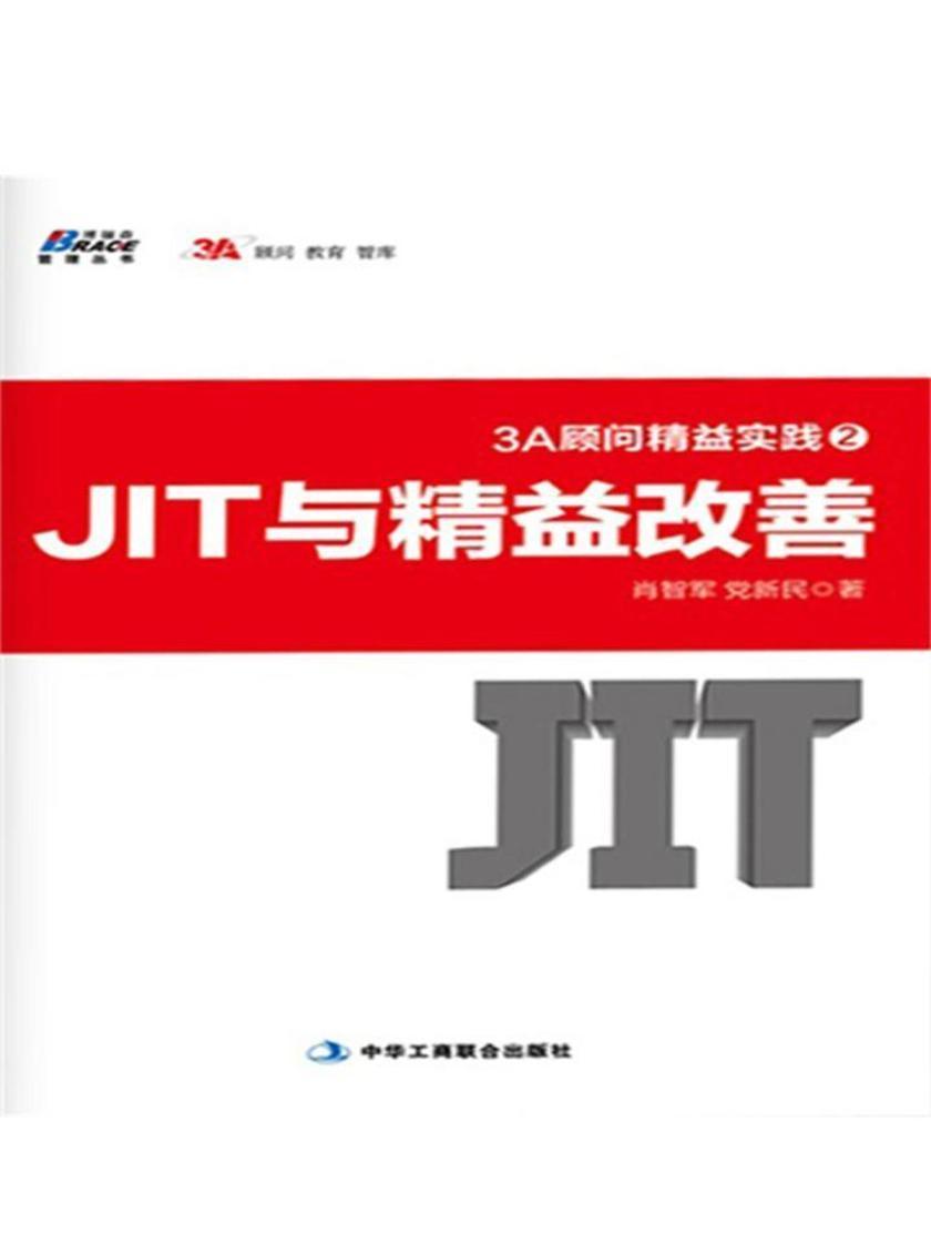 3A顾问精益实践2:JIT与精益改善