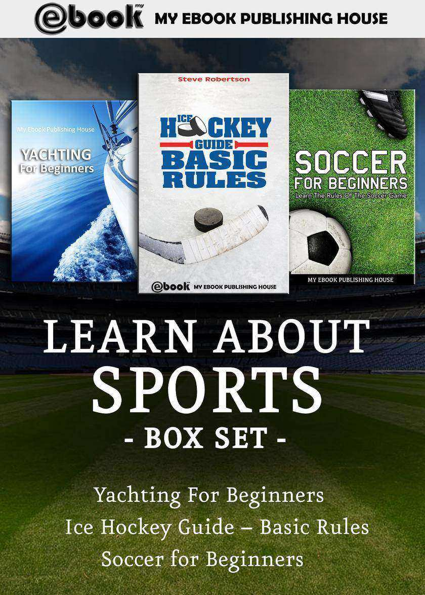 Learn About Sports Box Set