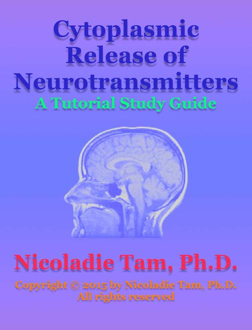 Cytoplasmic Release of Neurotransmitters: A Tutorial Study Guide